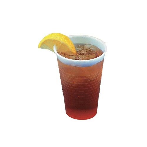 Boardwalk 20 oz Translucent Plastic Cold Cup