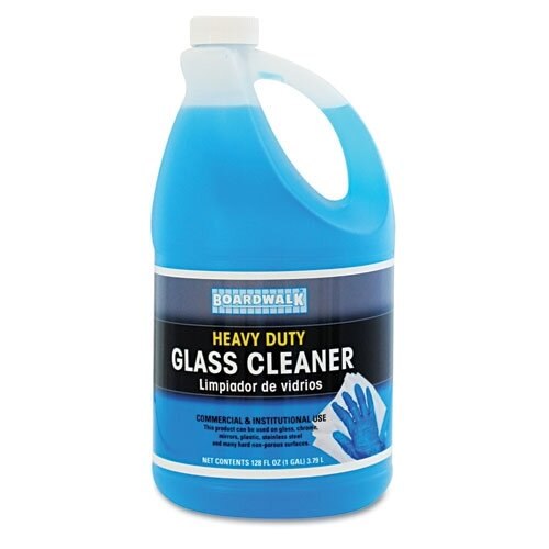 Boardwalk Rtu Glass Cleaner, 1 Gallon Bottle