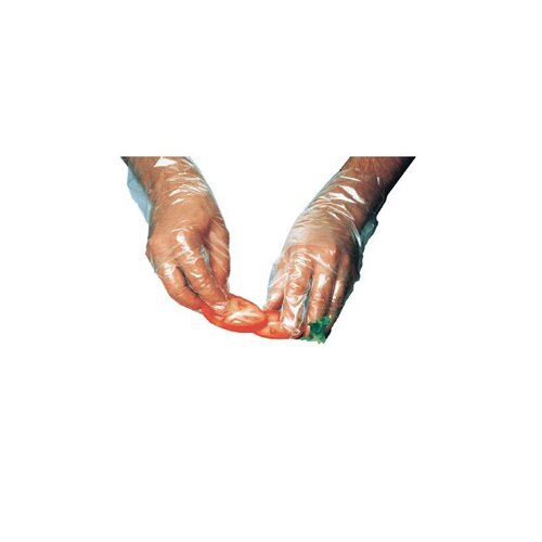 Impact Disposable Polyethylene Medium Gloves General Purpose