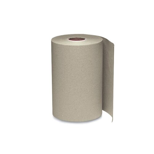 Windsoft Nonperforated Paper Towel Roll in Natural