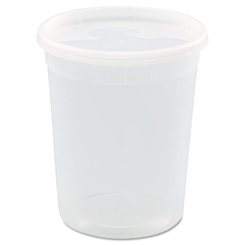 Delitainers Microwavable Container