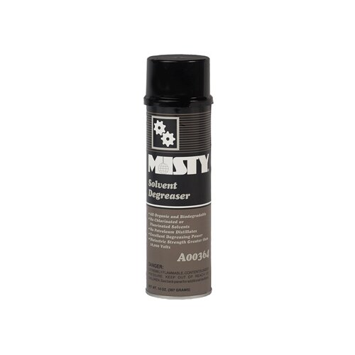 Misty Solvent Degreaser Aerosol Can