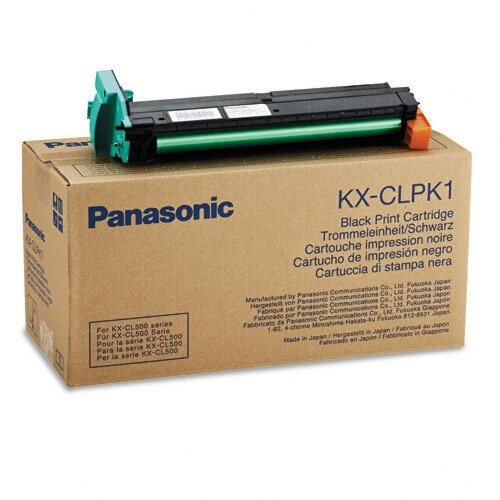KXCLPK1 Drum Cartridge, 13000, Black