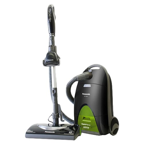 Panasonic® Canister Bag Vacuum Cleaner