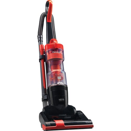 Panasonic® Bagless Jet Force Upright Vacuum Cleaner with 9X Cyclonic Technology