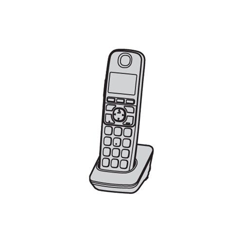 Panasonic® Extra Handset for TG474 Series