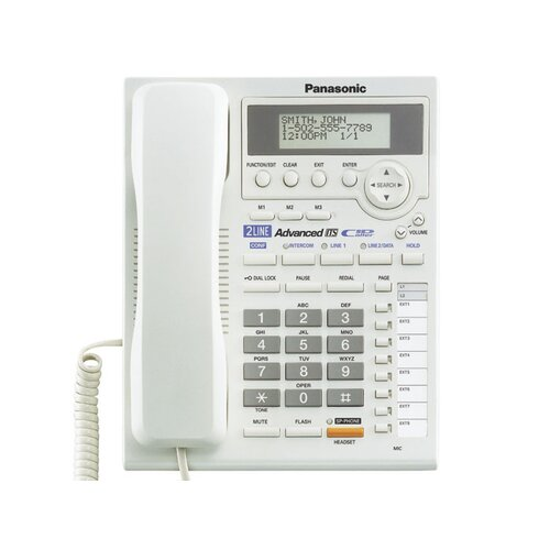 Panasonic® 2 Line Speakerphone