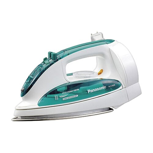 Steam Iron with Stay-Clean Vents