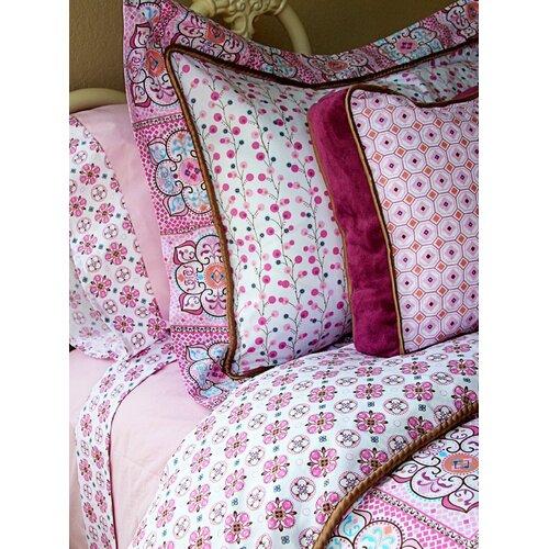 Modern Vintage Pink Duvet