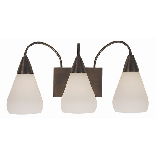 Framburg Maisonette 3 Light Vanity Light