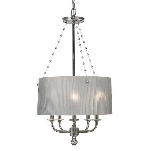 Framburg River North 5 Light Dining Chandelier