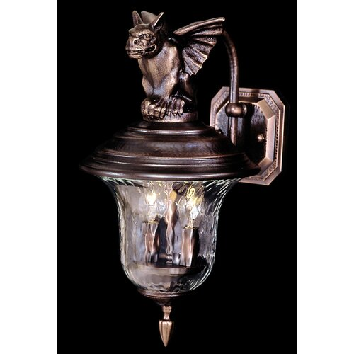 Framburg Carcassonne 2 Light Outdoor Wall Lantern