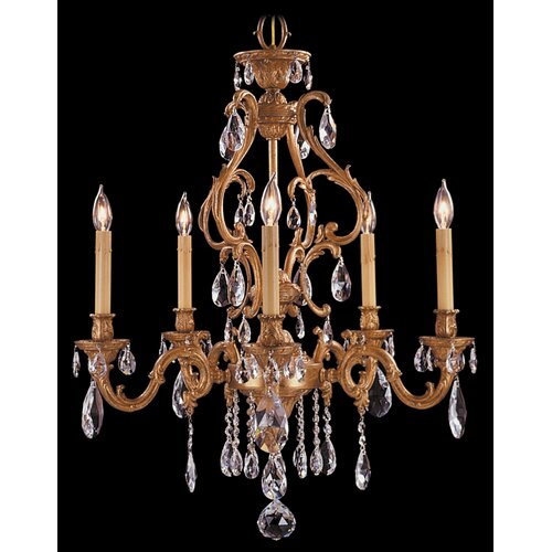 Appassionata 5 Light Dining Chandelier