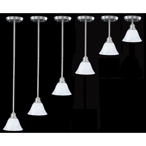 Bellevue 1 Light Pendant