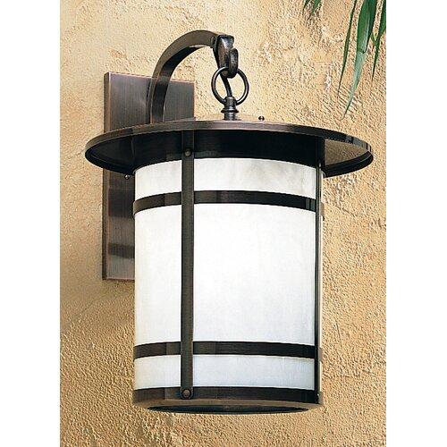 Arroyo Craftsman Berkeley 1 Light Outdoor Wall Lantern