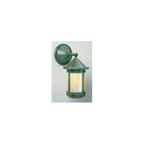 Arroyo Craftsman Berkeley 1 Light Outdoor Wall Lantern