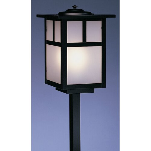Arroyo Craftsman Mission Outdoor Path Light