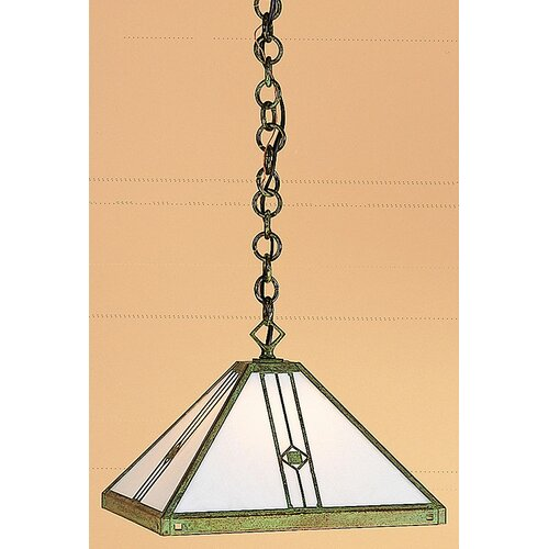 Arroyo Craftsman Utopian Chain Foyer Pendant