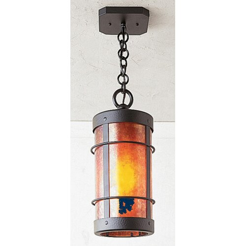Arroyo Craftsman Valencia 1 Light Mini Pendant