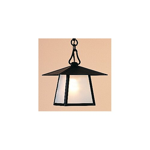 Arroyo Craftsman Carmel 1 Light Outdoor Hanging Lantern