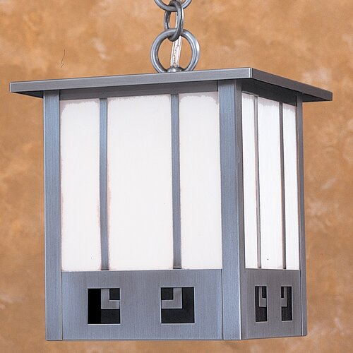 Arroyo Craftsman State Street 1 Light Hanging Lantern