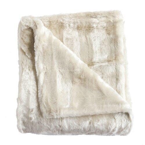 Chinchilla Throw Blanket