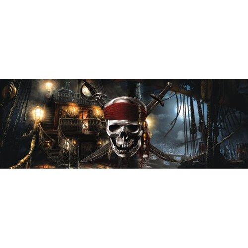 "Komar Fototapete ""Black Pearl"" - 202 x 73cm"