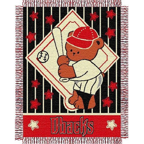Northwest Co. MLB Baby Jacquard Throw