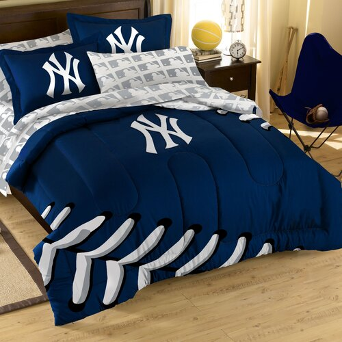 Northwest Co. MLB Embroirdered Full Size Comforter Set