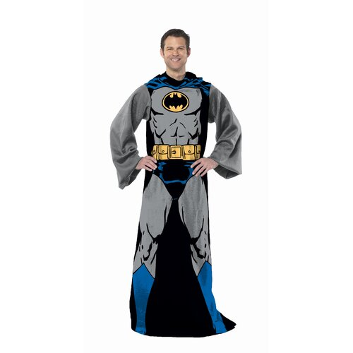 Northwest Co. Entertainment Batman in Comfy Fleece Throw