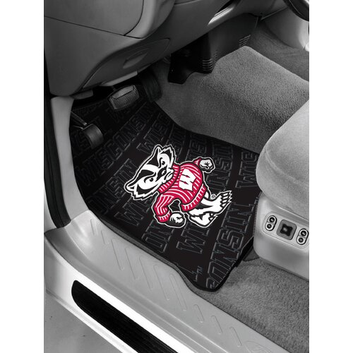 Northwest Co. NCAA Car Front Mat
