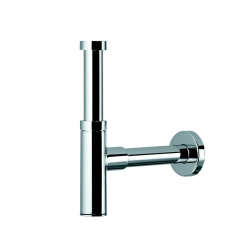 "WS Bath Collections Linea 11.4"" Decorative P-Trap"