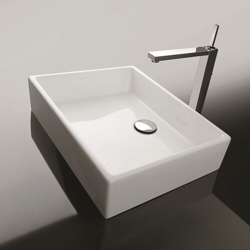 Ceramica Valdama Unlimited Wall Hung Bathroom Sink