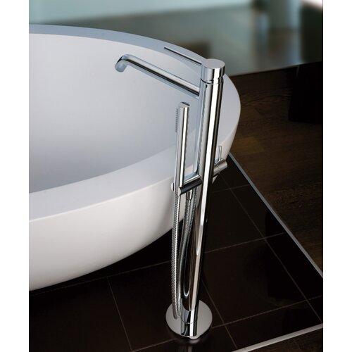 WS Bath Collections Fonte Light Diverter Shower Faucet Lever Handle