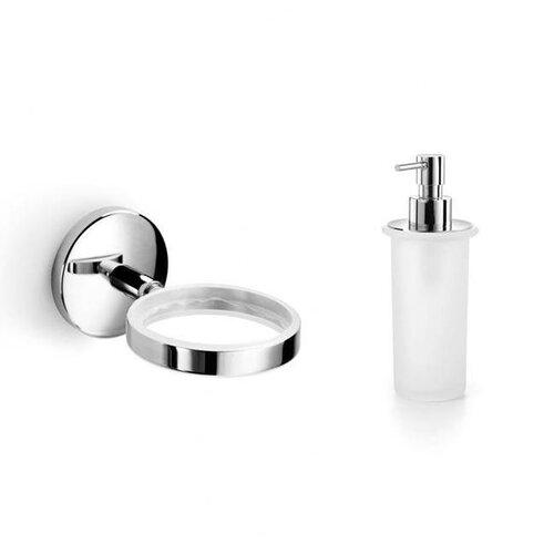 Baketo Soap Dispenser Holder with Soap Dispenser