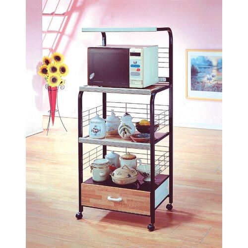 Wildon Home ® Microwave Cart