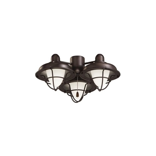 Emerson Ceiling Fans Boardwalk Cage Light Kit