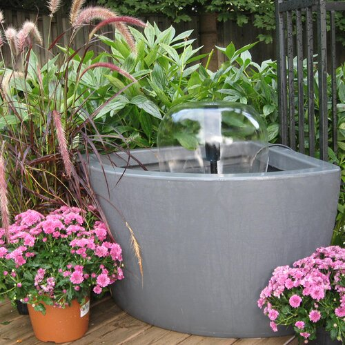 Algreen Hampton Corner Balcony Pond Kit