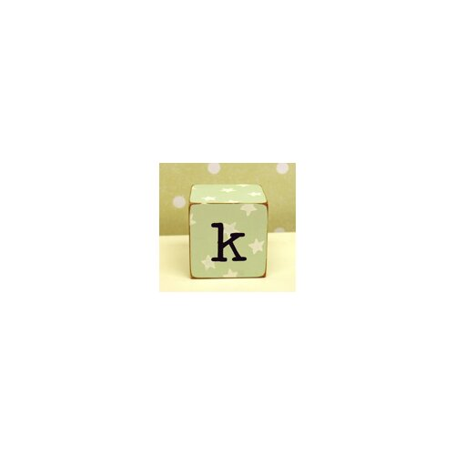 "New Arrivals ""k"" Letter Block"