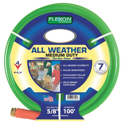 Flexon All Weather Garden Hose