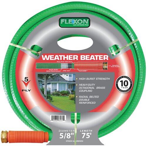 Flexon Weather Beater Garden Hose