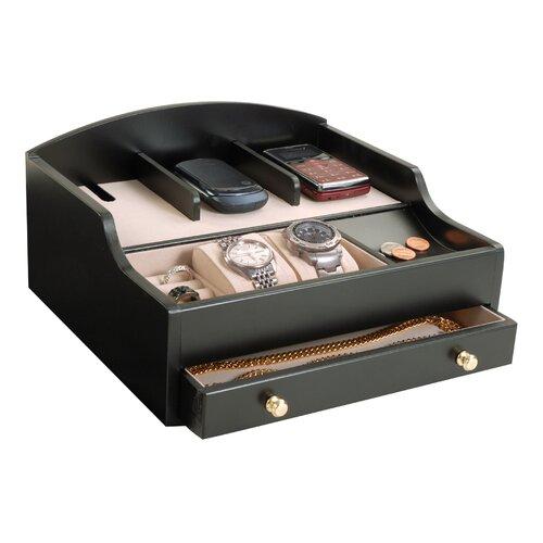 Mele & Co. Ricardo Charging Station Jewelry Box
