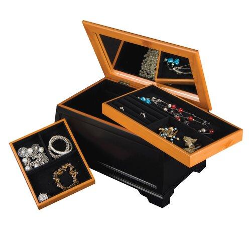 Mele & Co. Petra Large Jewelry Box