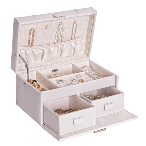 Mele & Co. Fiona Jewelry Box