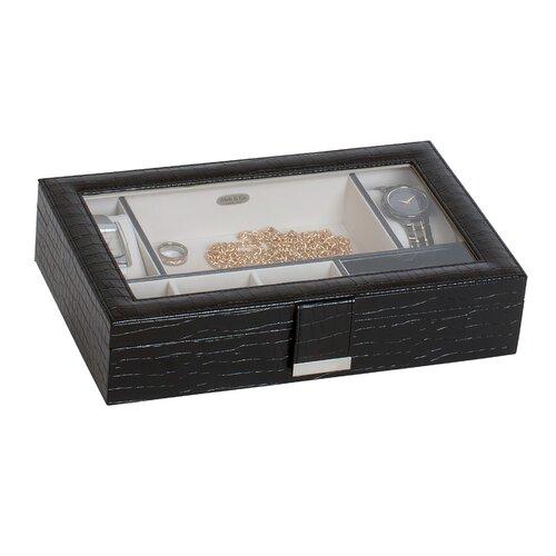 Men's Valet Emerson Jewelry Box