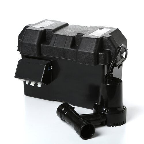 WAYNE Thermoplastic Battery Back-Up Sump Pump System