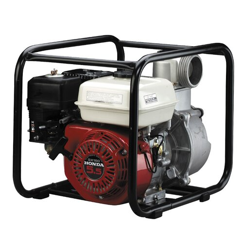 WAYNE 5.5 HP Honda Gasoline-Powered Transfer Utility Pump