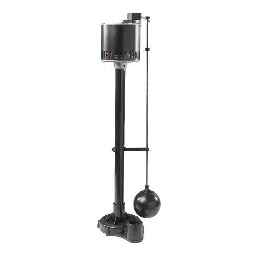 1/2 HP Thermoplastic Pedestal Pump