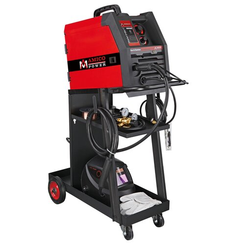 Amico Power Corp 115V MIG Welder 135A with Kit