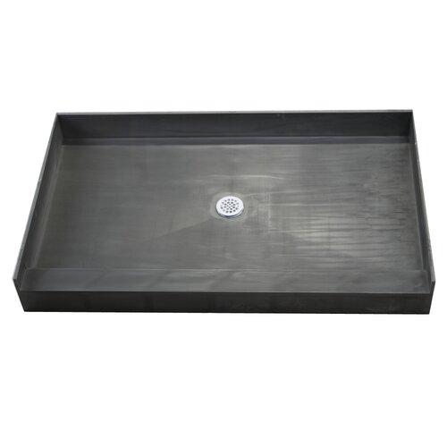 Tile Redi Bath Tub Replacement Rectangular Shower Base